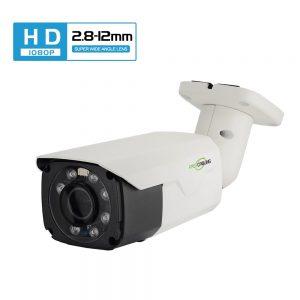 H.265 2MP PoE IP Camera with Vari-focal Lens